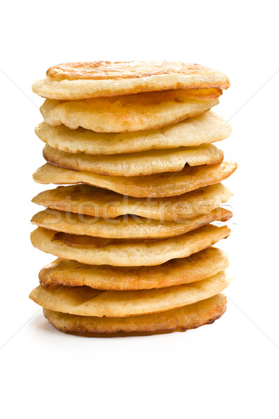 pile of pancakes Stock photo © jirkaejc