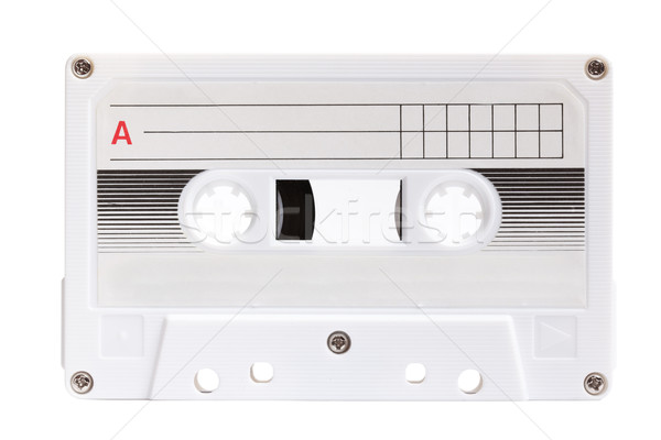 audio cassette Stock photo © jirkaejc