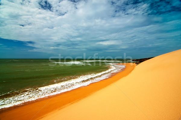 Colombian Coast Stock photo © jkraft5
