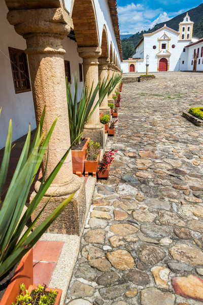 La Candelaria Monastery Stock photo © jkraft5