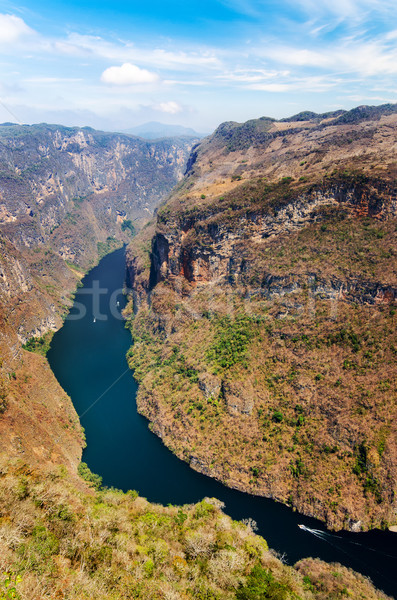 Canyon from Above Stock photo © jkraft5