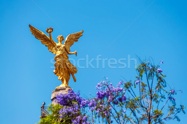 Angel of Independence Stock photo © jkraft5