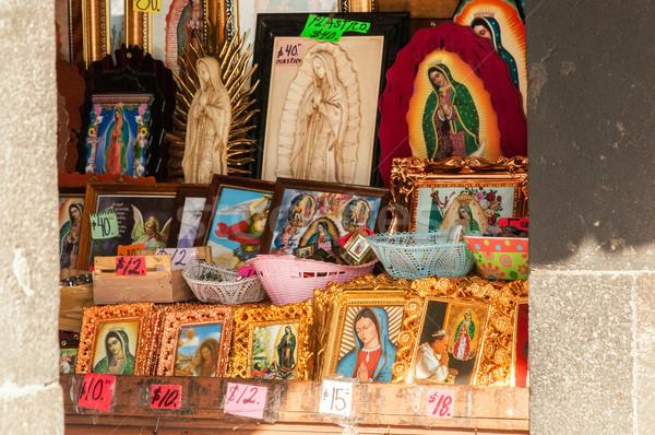 Religious Souvenirs Stock photo © jkraft5