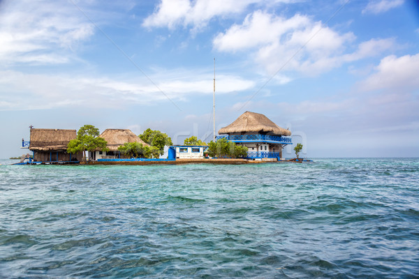 Rosario Islands Stock photo © jkraft5