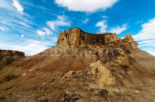 Tatacoa Desert Stock photo © jkraft5
