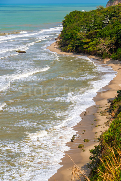 Beach Near Palomino Stock photo © jkraft5