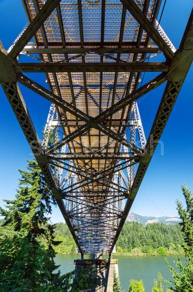 Below a Bridge Stock photo © jkraft5