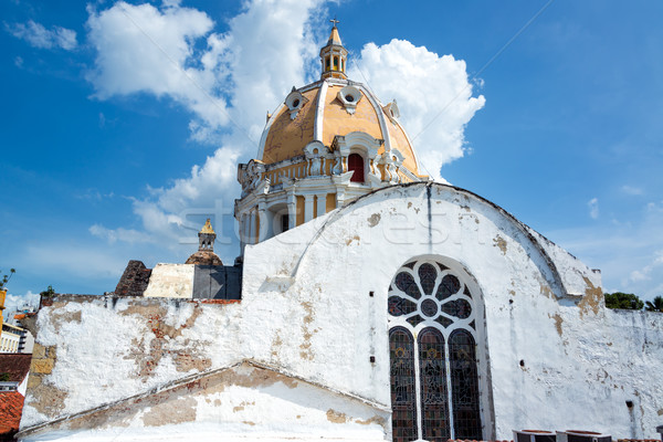 Church Dome Stock photo © jkraft5
