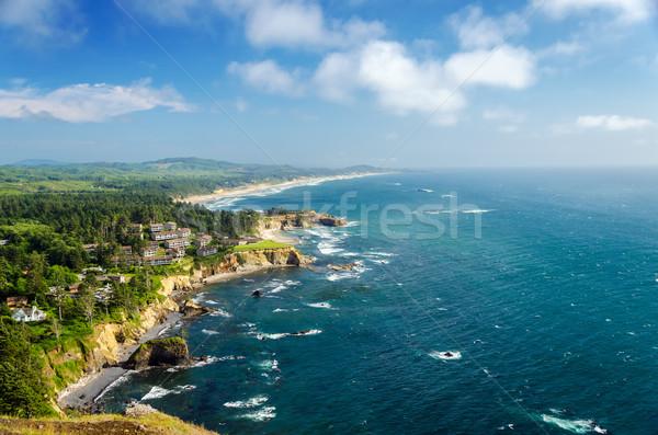 Oregon Coast Stock photo © jkraft5