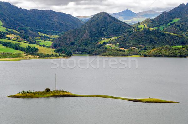 Small Island Stock photo © jkraft5