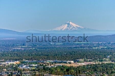 Mt. Hood and Bend, Oregon Stock photo © jkraft5