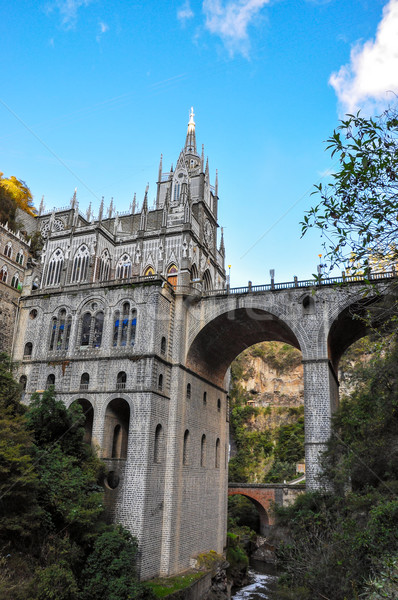 Las Lajas Sanctuary Stock photo © jkraft5