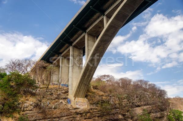 View from Below a Bridge Stock photo © jkraft5