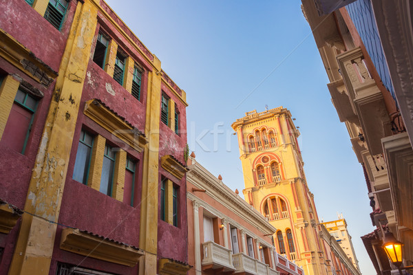 Cartagena Tower View Stock photo © jkraft5