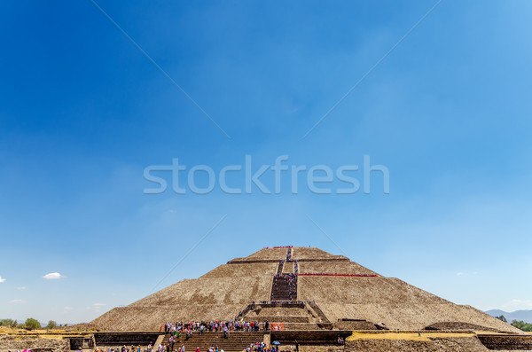 Temple of the Sun Stock photo © jkraft5