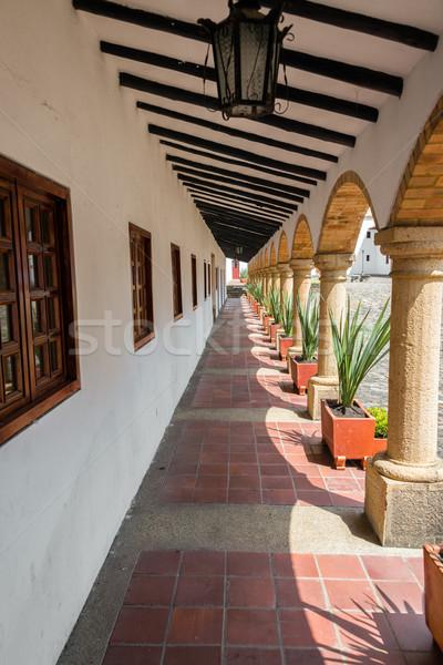 Historic Arches Stock photo © jkraft5