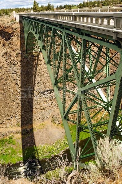 Abandoned Highway Vertical Stock photo © jkraft5