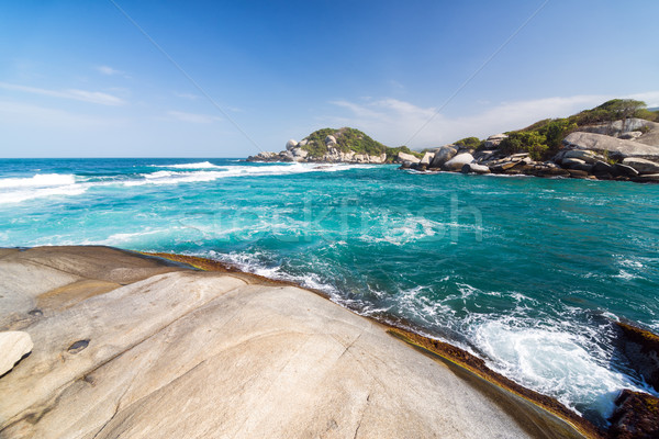 Tayrona National Park Stock photo © jkraft5