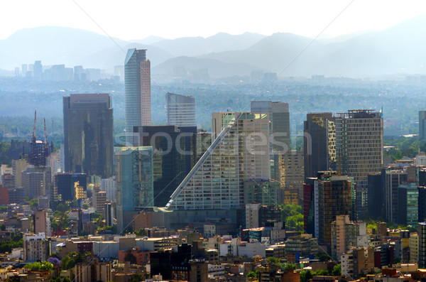 Downtown Mexico City Stock photo © jkraft5