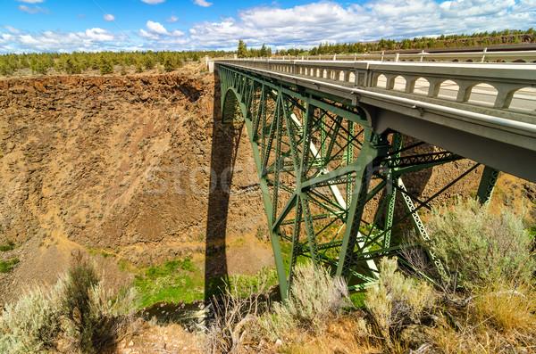 Abandoned Highway Stock photo © jkraft5