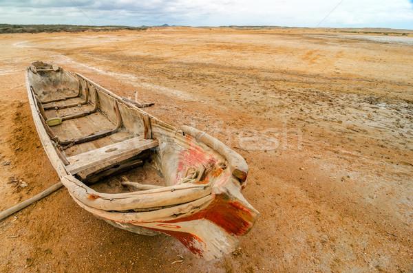 Kano çöl bölge doğa güzellik Stok fotoğraf © jkraft5