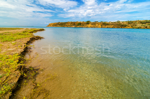 Coastal Erosion Stock photo © jkraft5
