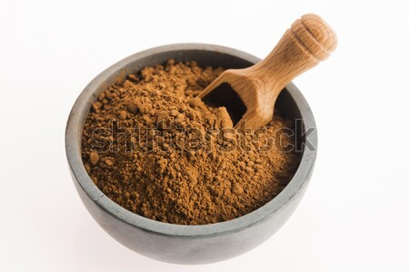 brown sugar isolated on a white background Stock photo © joannawnuk