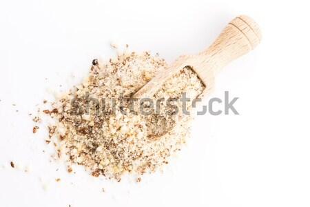 Canne sucre tas isolé Photo stock © joannawnuk