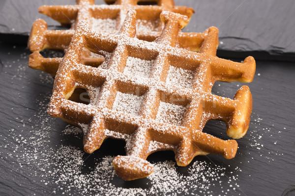 Suiker ontbijt dessert lunch zoete natuurlijke Stockfoto © joannawnuk