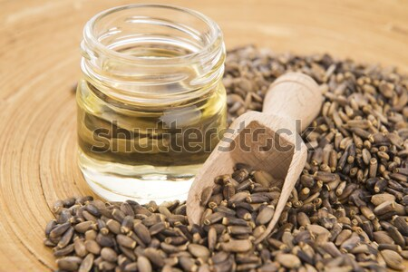 Stock photo: Medical Cannabis oil