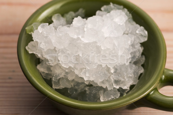 Water kefir grains Stock photo © joannawnuk