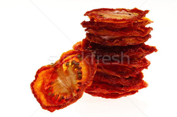 Italian sun dried tomatoes Stock photo © joannawnuk