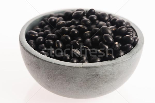black soya beans Stock photo © joannawnuk
