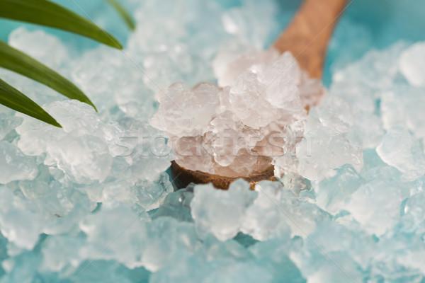 Su kefir taze sağlıklı kavanoz Stok fotoğraf © joannawnuk