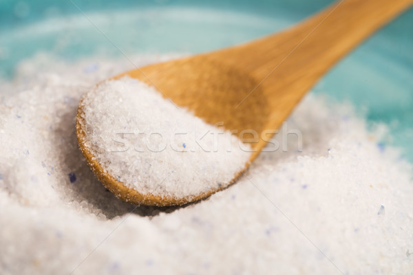 Persian blue salt Stock photo © joannawnuk