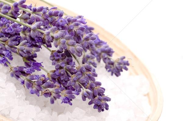 lavender bath Stock photo © joannawnuk