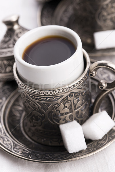 turkish coffee Stock photo © joannawnuk