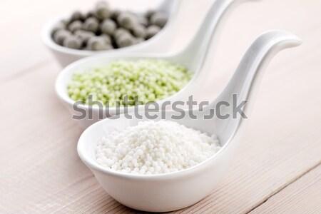Difrent kind of sugar Stock photo © joannawnuk