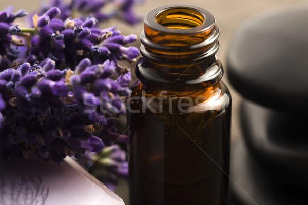 lavender spa Stock photo © joannawnuk