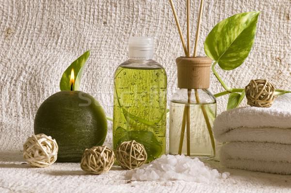 aroma therapy Stock photo © joannawnuk