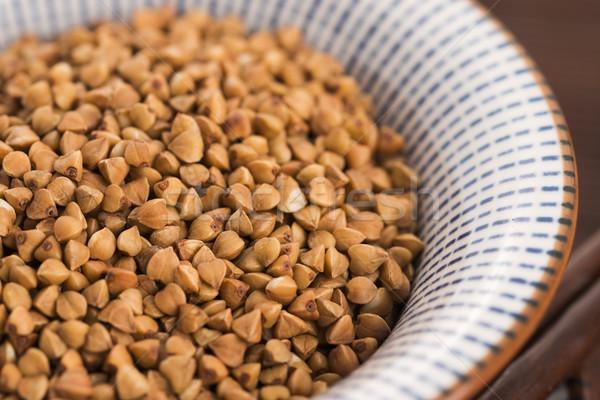 buckwheat groats Stock photo © joannawnuk