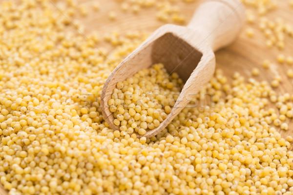 millet groats  Stock photo © joannawnuk