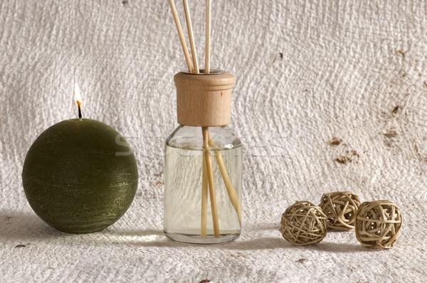 aroma therapy items Stock photo © joannawnuk