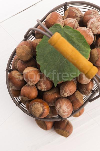Foto d'archivio: Basket · shell · dado · sani · primo · piano