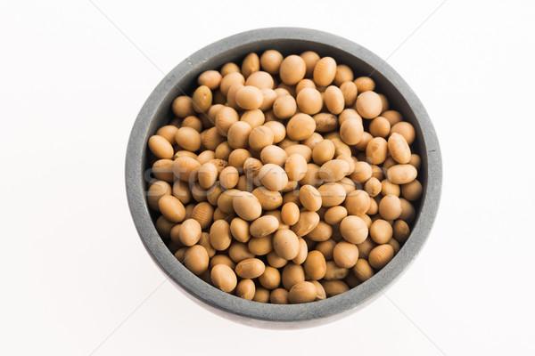 soya beans Stock photo © joannawnuk