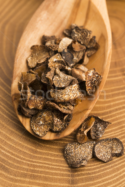 black truffle mushroom - gourmet vegetable Stock photo © joannawnuk