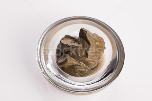 Mar morto lama tigela médico mar saúde Foto stock © joannawnuk