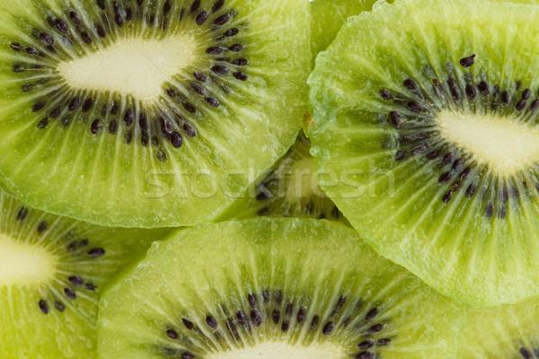 Kiwi slices for background Stock photo © joannawnuk