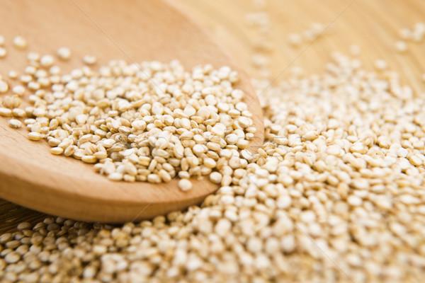 Quinoa grain Stock photo © joannawnuk