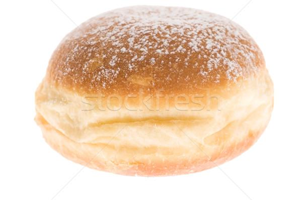 doughnut on white background Stock photo © joannawnuk